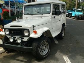 Toyota Bandeirante 1989 Ar Condicionado Jeep 4x4
