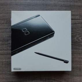 Nintendo Ds Lite Preto Completo Na Caixa A525