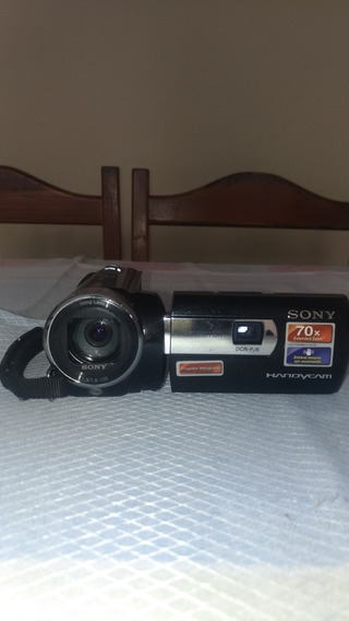 Câmera Handycam Sony Dcr-pj6