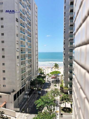 Imagem 1 de 14 de Apartamento Residencial Para Venda E Locação, Barra Funda, Guarujá - . - Ap10905