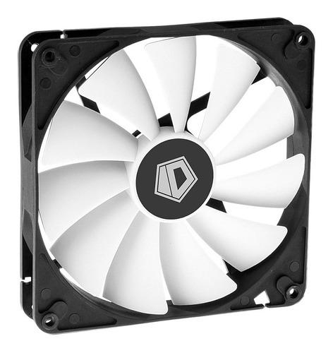 Imagen 1 de 10 de Cooler 140mm Id-cooling Wf-14025 Pwm Antivibración 1600 Rpm