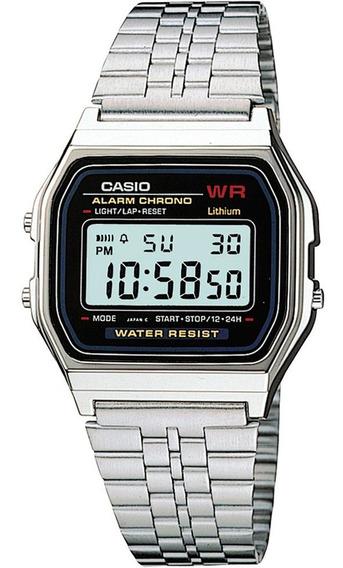 Relógio Casio - Vintage - A159wa-n1df