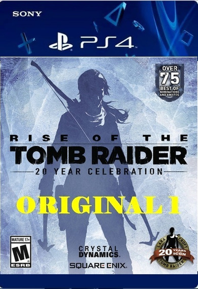 Rise Of The Tomb Raider - Ps4 Code 1 Pt-br
