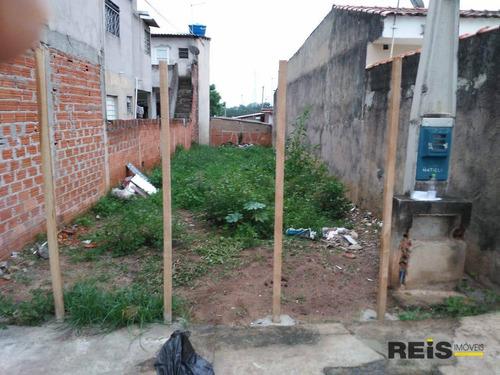 Terreno, 148 M² - Venda Por R$ 135.000,00 Ou Aluguel Por R$ 1.000,00/mês - Jardim Tatiana - Votorantim/sp - Te1069