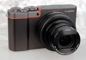 Panasonic Lumix Dmc Zs100 4k 2 Baterias Carregador Bolsa