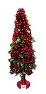 Arbol De Navidad Moras Rojas
