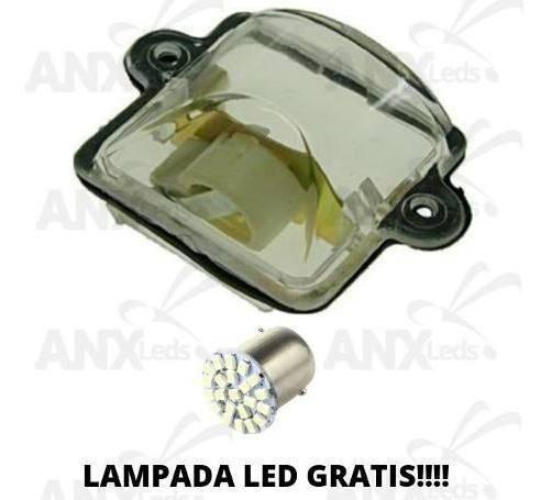 Lanterna De Luz De Placa Vw Fusca Todos Completa Frete 10.00