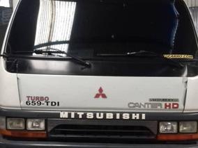 Mitsubishi Canter Turbo 659