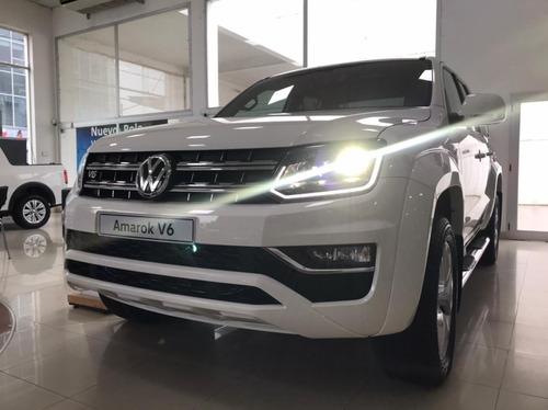 Volkswagen Amarok Highline 3.0 Cv 258 0km (carolina Lonfat)