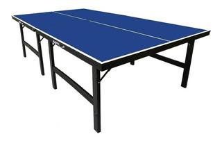 Mesa de ping pong Klopf 1019 azul