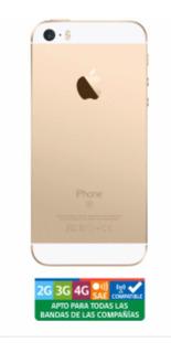 Oferta! iPhone Se 32gb, Liberado, Negro Y Dorado!!