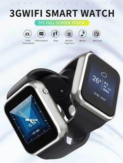 Smartwatch Q10 Reloj Inteligente Android Bluetooth 3g Wifi