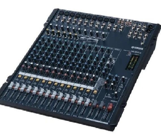 Mesa De Som Yamaha Mg166cx