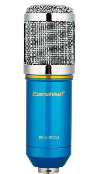 Microfono De Studio ,total Mente Nuevo Marca Excelvan.