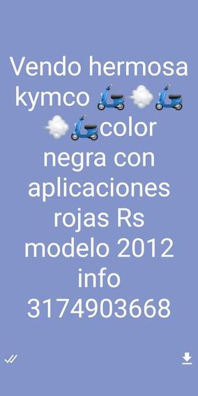 Kymco Rs 125