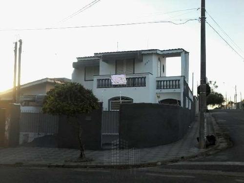 Casa A Venda Central Parque Sorocaba/ Sp - Ca-167-1