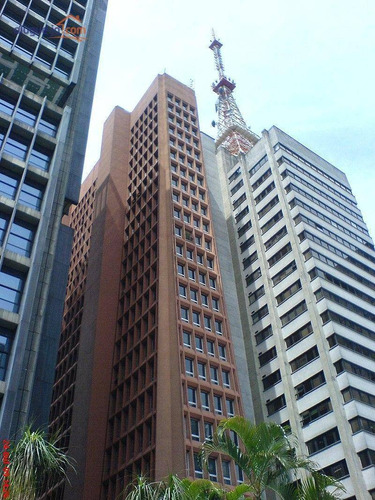 Conjunto Para Alugar, 316 M² Por R$ 20.000/mês - Bela Vista - São Paulo/sp Localização Excelente - Cj0033