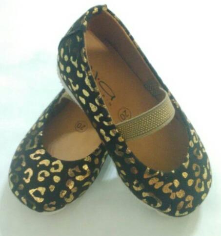Zapatos Para Niñas Zapatillas Bailarinas Brillantes