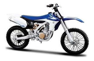 Miniatura Moto Yz450f Yamaha - Maisto - 1/12