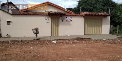 Casa Para Venda, 1 Dormitórios, Conjunto Urbanistico - Araguaína - 1544