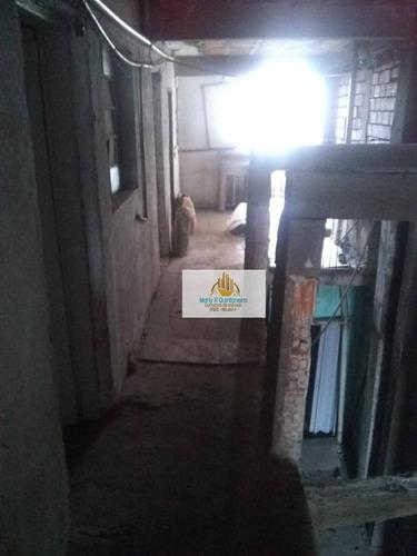 Imagem 1 de 7 de Sobrado Com 4 Dormitórios À Venda, 200 M² Por R$ 649.000,00 - Monte Carmelo - Guarulhos/sp - So0056