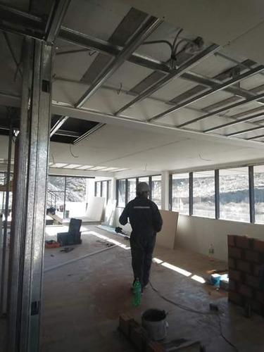 Imagen 1 de 10 de Construccion En Seco Drywall Y Steel Framing. 77552237