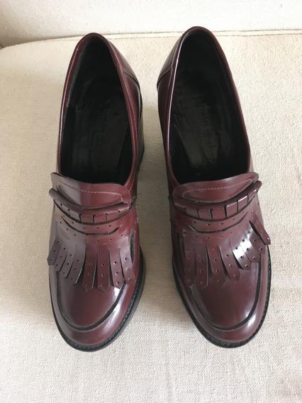 Zapatos Jazmin Chebar/no Ginebra Sybil Vane Paruolo Mishka