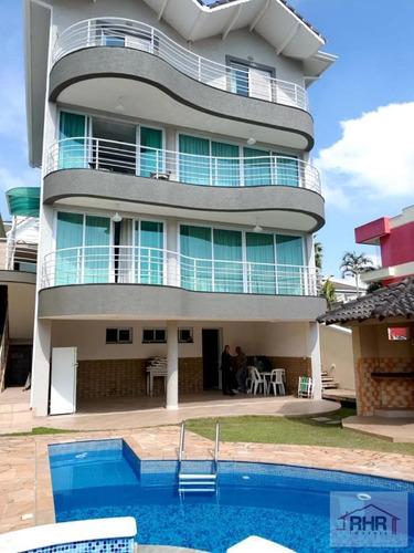 Imagem 1 de 15 de Sobrado Em Condomínio Para Venda Em Mogi Das Cruzes, Aruã Eco Park, 3 Dormitórios, 3 Suítes, 4 Banheiros, 6 Vagas - 981_1-1885655