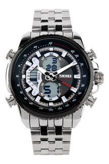 Reloj Hombre Deportivo Skmei Cronometro Dual Original Estilo