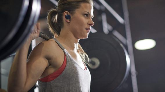 Fone De Ouvido Bose Soundsport Free In-ear Bluetooth Novo