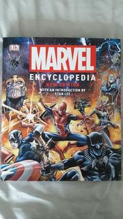 Marvel Enciclopedia 447 Páginas Última Edición Abril 2019