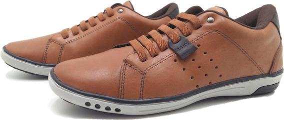 Sapato Couro Legitimo Super Barato Total Conforto E Estilo