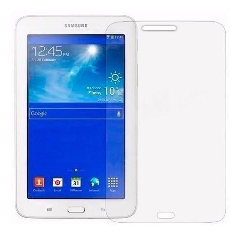 Pelicula De Plastico Transparente Galaxy Tab 3 7.0 P3200