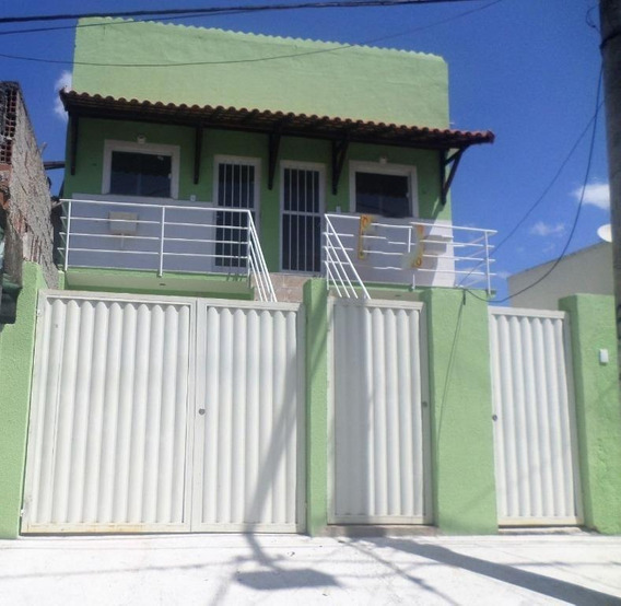 Casa Em Paraíso, São Gonçalo/rj De 50m² 1 Quartos À Venda Por R$ 115.000,00 - Ca342940