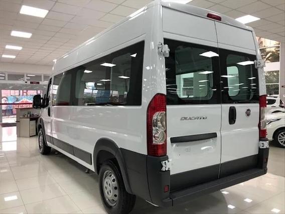 Ducato Minibuses / Furgones 2020 0km / $356.000 Y Cuotas Ee