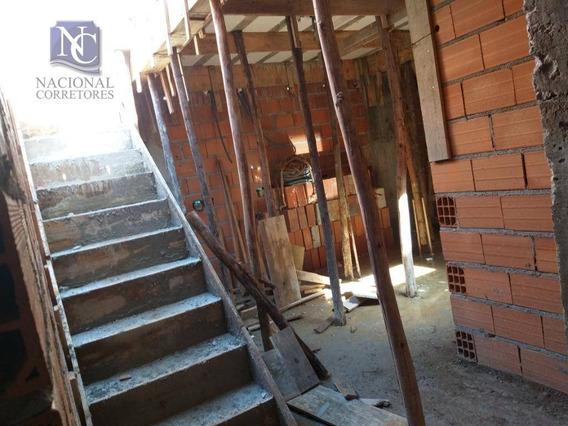 Cobertura À Venda, 84 M² Por R$ 248.000,00 - Vila Vitória - Santo André/sp - Co3976