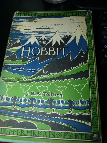 The Hobbit J.r.r. Tolkien 2ª Edição 19ª Impressão Eua 1960