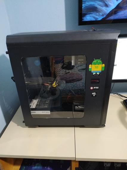 Pc Gamer Gtx 1060 6gb + 8gb Ram + I5 7400 + 250gb Ssd + 1tb