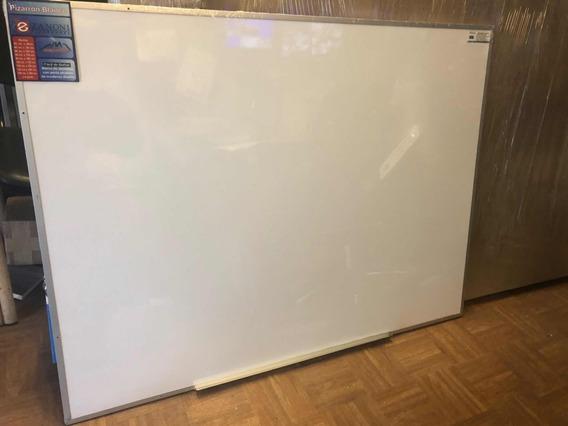 Pintarron Blanco 90x120 Oferta Envío A Todo Mexico