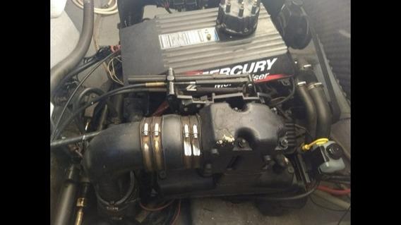 Motor Mercruiser 5.0 L 260 Hp Alpha Usado Ano 1999 Barbada !