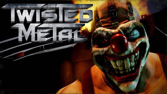 Twisted Metal (psone Classic) Ps3 Midia Digital Psn