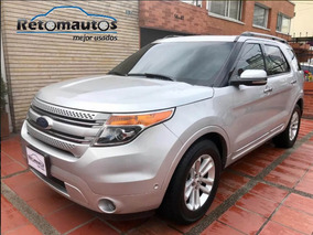 Ford Explorer Limited 4x4 3.5 Tp