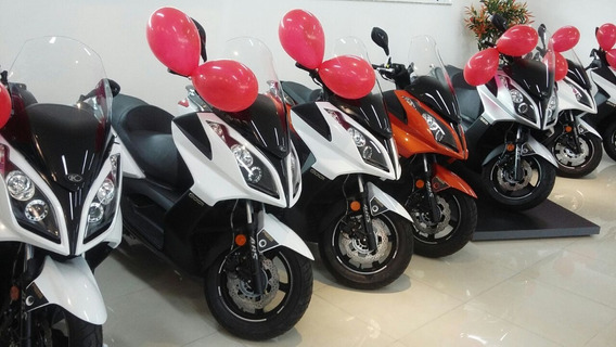 Scooter Kymco Downtown 300i 0km Abs 2019/2020