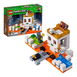 Lego Minecraft The Skull Arena El Esqueleto