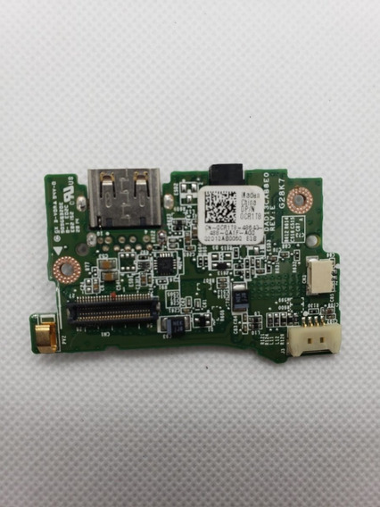 Circuito Integrado Energia + Usb Dell Xps
