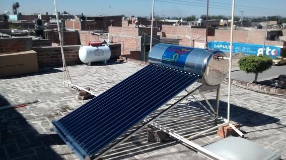 Calentador Solar Ya Instalado Y Con Garatia