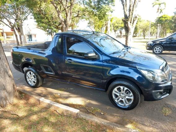 Gm - Chevrolet Montana Ls 1.4 Flex - 2013