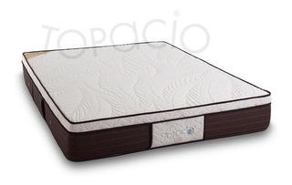 Colchón Topacio 3g Jureré 200x200 Pocket Pillow Látex