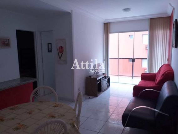 Apartamento 1 Dorm., Lazer, 1 Vaga, Enseada - V1257