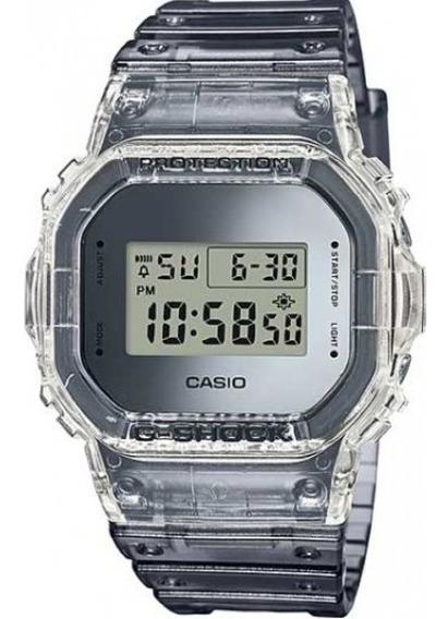 Imperdível Relógio G-shock Dw-5600sk-1dr Skeleton